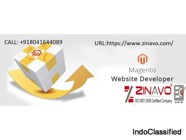 Magento Website Design and Development Company at Affordable Price