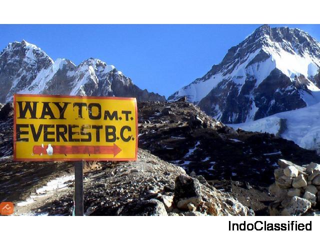 Everest Base Camp – Trekking in Nepal