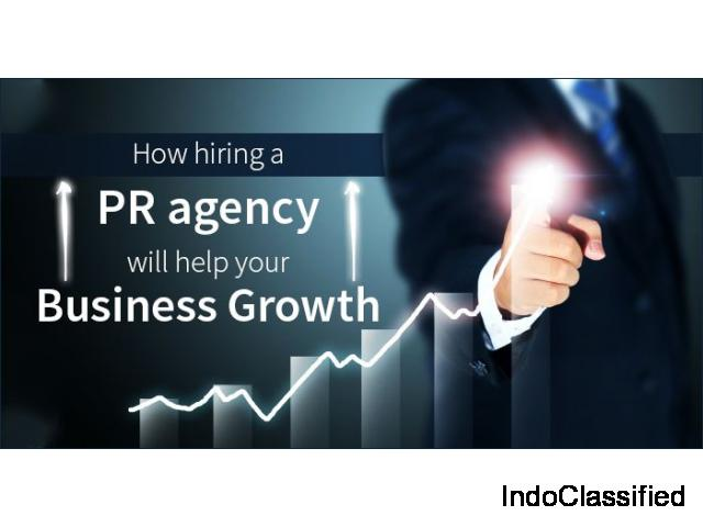 How hiring a PR agency will help your business growth
