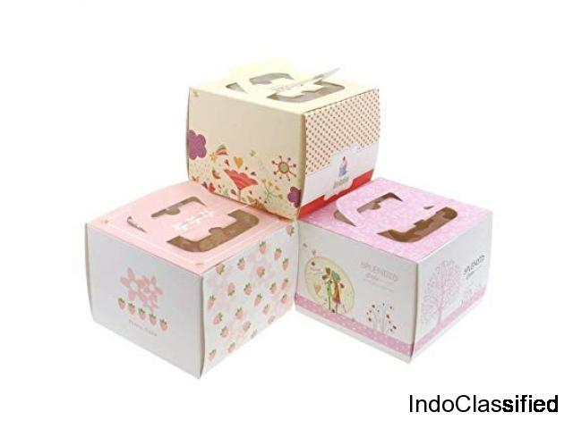 Importance of Cake Boxes for Bakery Product Sellers