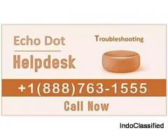 Echo Dot Alexa Tech ||+1(888)763-1555 Support