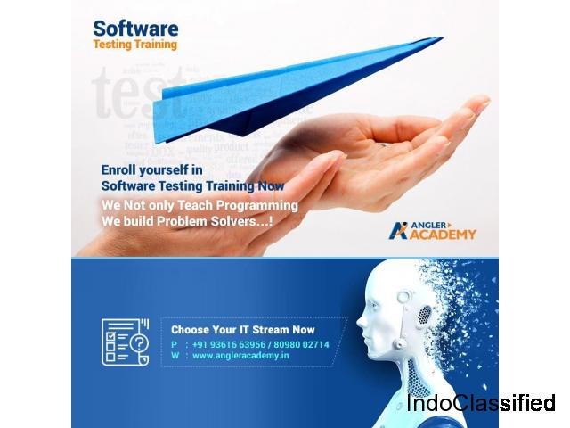 Software testing course in Coimbatore