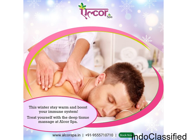 The Best Spa Center in Delhi NCR at Very Affordable Rate