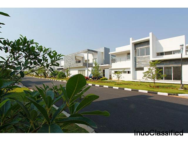 villas in kompally