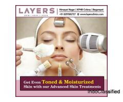 Best Skin Lifting Treatment in Hyderabad | Layers Clinics