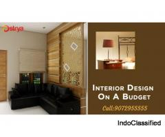 Commercial Interior Designers Kochi - Ostrya