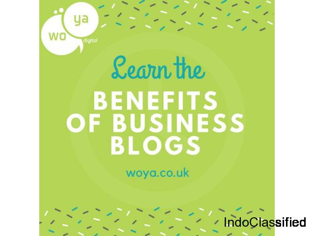 The Benefits of Business Blogs and Blogging