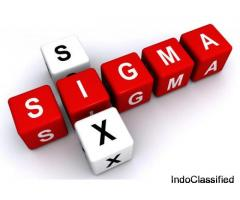 Six Sigma Certification Training In Delhi,NCR
