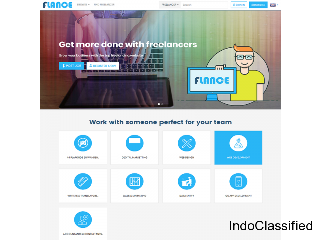 Freelancer Clone – A Turnkey Solution for Freelance eBusiness