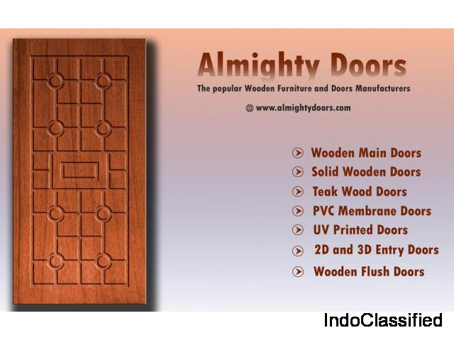 Wooden Furniture Manufacturer and Supplier in India