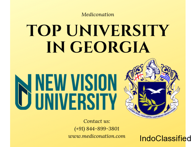 MBBS Admission In New Vision University