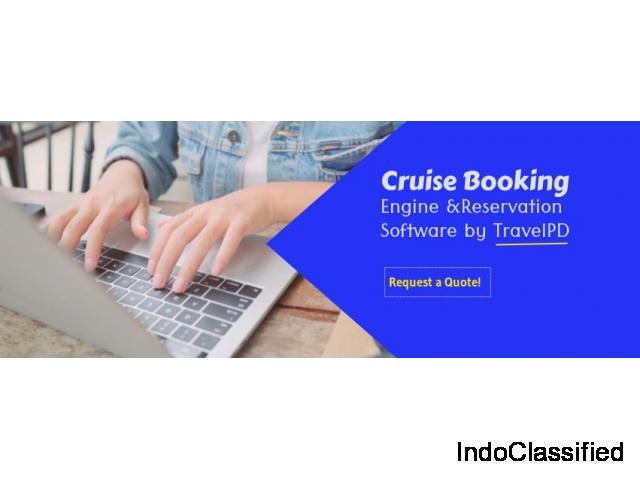 Cruise booking system development