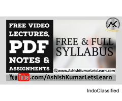 Relations and Functions Class 11 Maths - Ashish Kumar Lets Learn