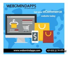 eCommerce Website Development Company in Bangalore - Webomindapps