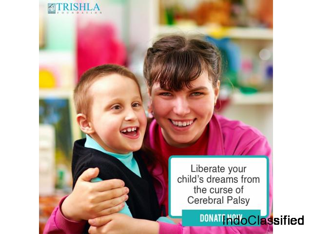 Cerebral Palsy Best Care Center - Trishla Foundation