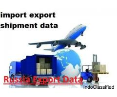 Russia export data Find out the Active Suppliers in Russia