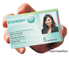 The international ID card you've been looking for