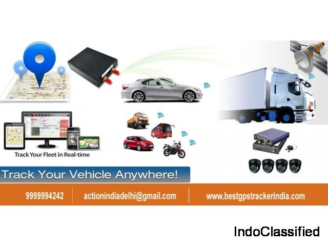 GPS Tracking Device in Delhi