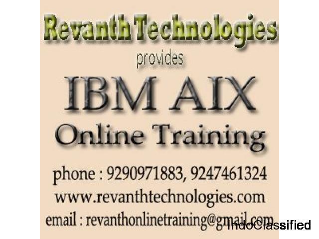 IBM AIX Online Training Institute