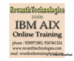 IBM AIX Online Training Institute