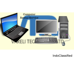 Computer Rental Service In Kolkata | Computer On Rent | Call Vareli Tecnac Now!!