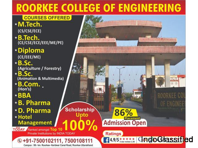 Best pharmacy college in Roorkree