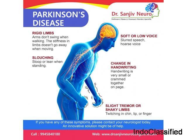 Dr. Sanjiv C C – Consultant Neurologist in Bangalore