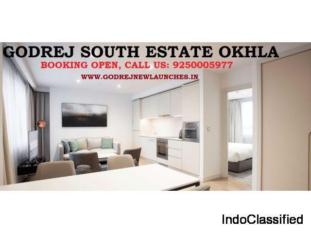 Godrej South Estate Okhla | Ultra Premium 2/3/4 BHK Apartments in Delhi