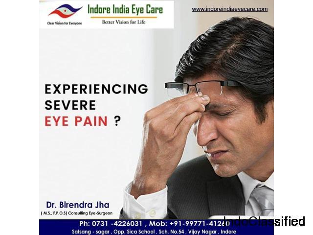 Dr Birendra jha - Best lasik surgeon in Indore
