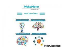 Web Design and Development Company in Delhi | MakeMaya