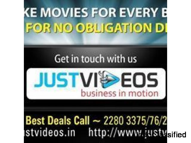 Best video production & promotion house in kolkata india