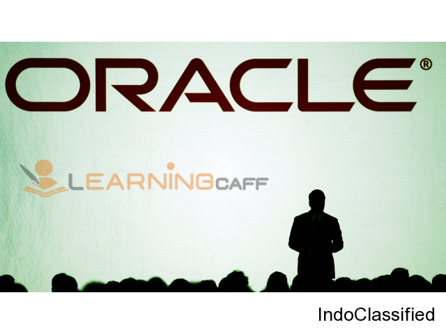 Best Oracle Training in Noida - LearningCaff