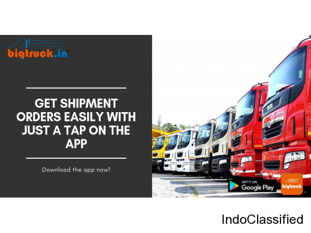 Bigtruck transportation and logistics