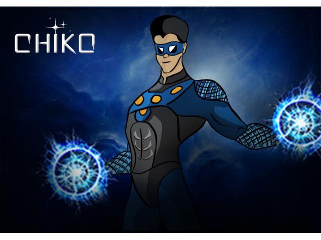 Chiko - The Superhero
