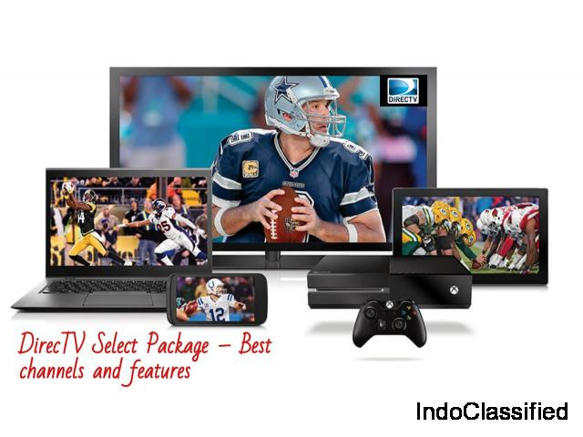 DirecTV Select Package – Best channels and features