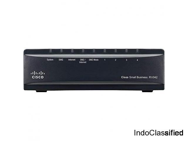 Cisco RV042 Dual WAN VPN Multiwan Router
