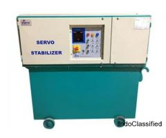 Manufacturer, Supplier & Exporter of 50 kva Servo Voltage Stabilizer