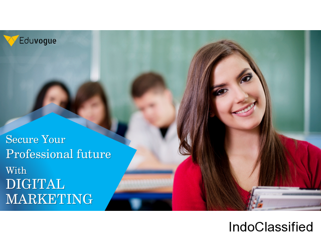 Digital Marketing Course by Industry Experts with all 60 modules.