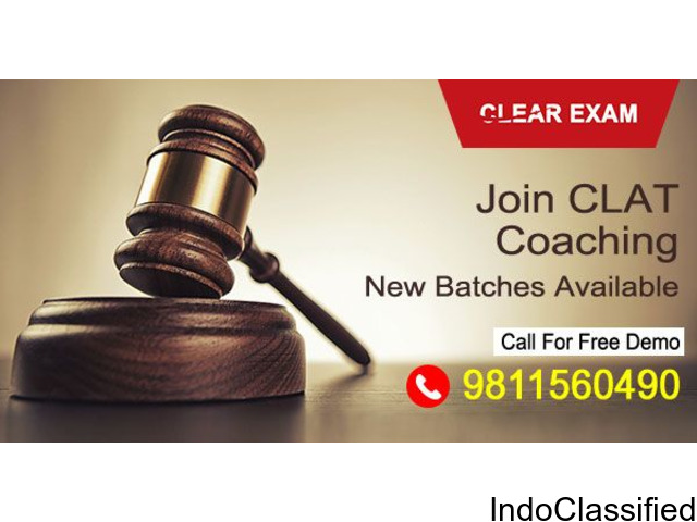 BEST CLAT COACHING IN DELHI 2018