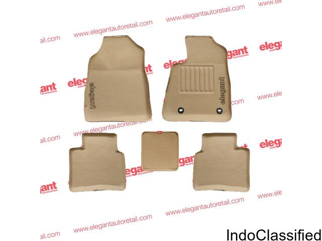 Buy 3D Car Floor Mats Online Delhi | Noida | Gurgaon.