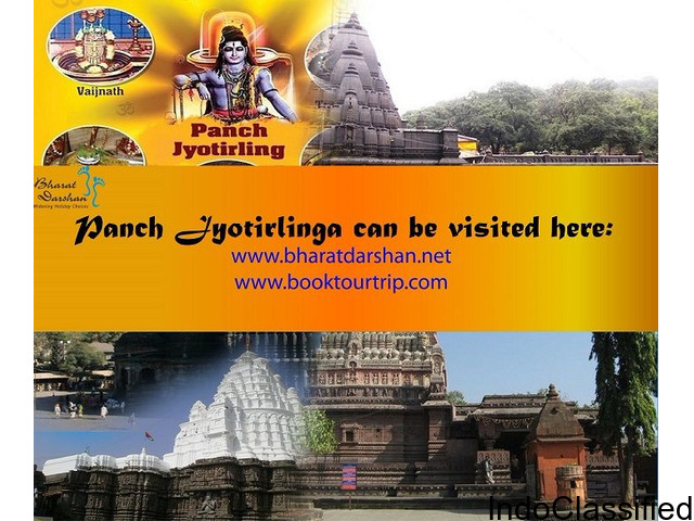 Panch Jyotirlinga Darshan package