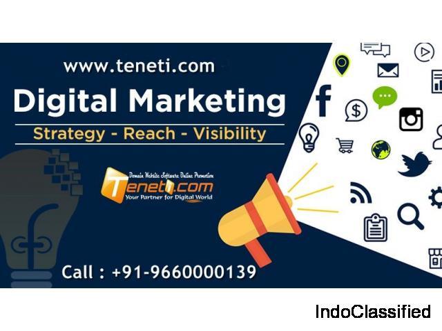 degital marketing & online promotion