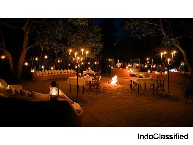Wildlife Luxury Holiday Resorts in India