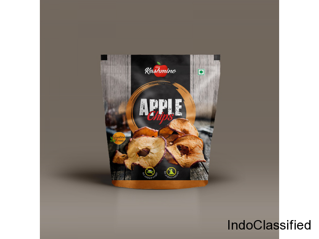 Dehydrated Apple and Pear Chips Company in India