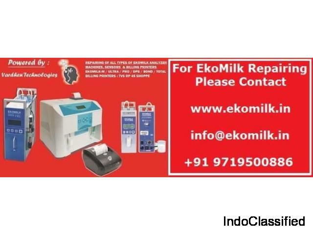 Repairing and Spare parts supply of EkoMilk Ultra Pro,Ultra, Ultra DPS, Bond, EkoMilk-M