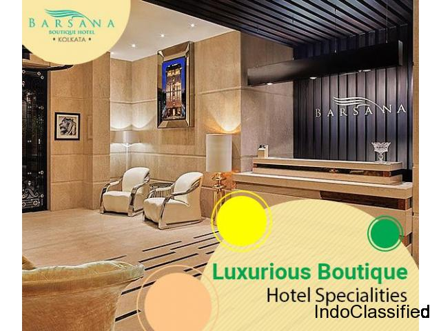 Feel the Luxury of 3 Star Hotels in Kolkata