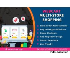 Webcart-Online Store Software in Kota