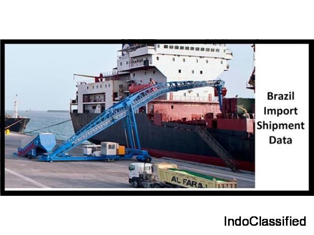 Brazil import shipment data