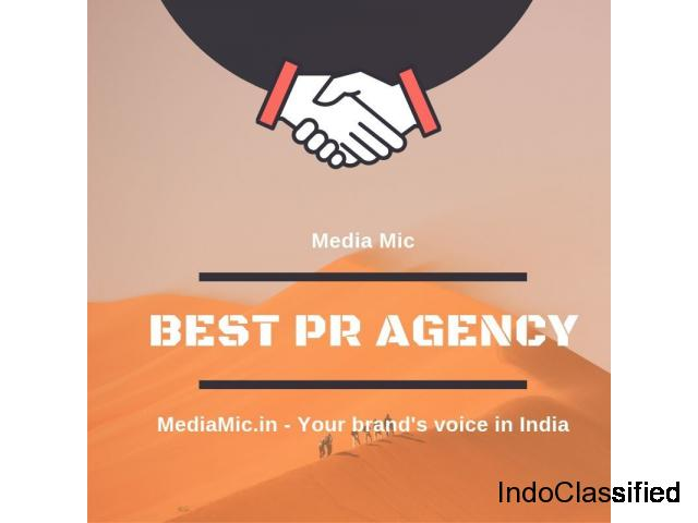 Facts that Nobody Knew About Best PR Agency in Delhi