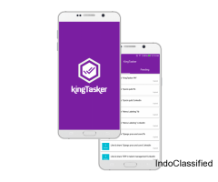 Download Online money making apps KIngtasker